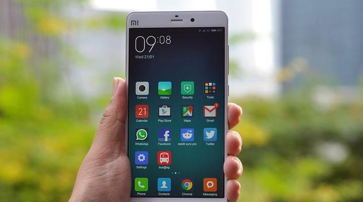 Renders of New Xiaomi Mi Note 2