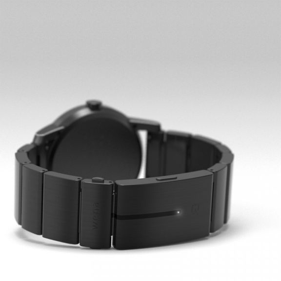 Wena - metal smartwatches from Sony