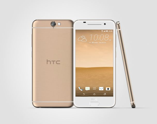 HTC One A9 officially presented: design, specification, price