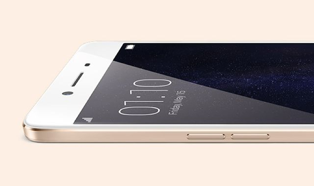Oppo officially unveiled Oppo R7s with 4 GB of RAM and a metal casing