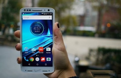 Review Motorola Droid Turbo 2: shatterproof smartphone