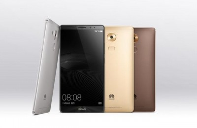 Officially: Huawei announced 6-inch phablet Mate 8