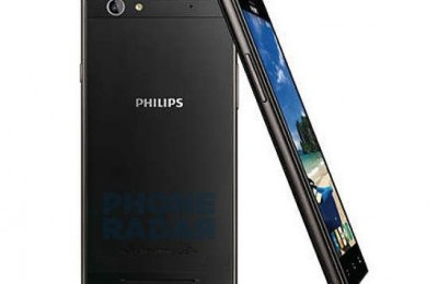 Philips introduced eye-safe smartphones