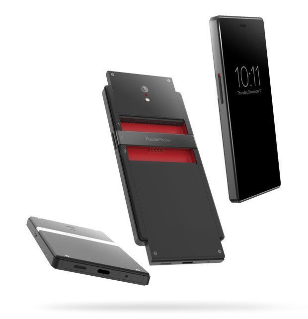PuzzlePhone - modular smartphone that we've been waiting for