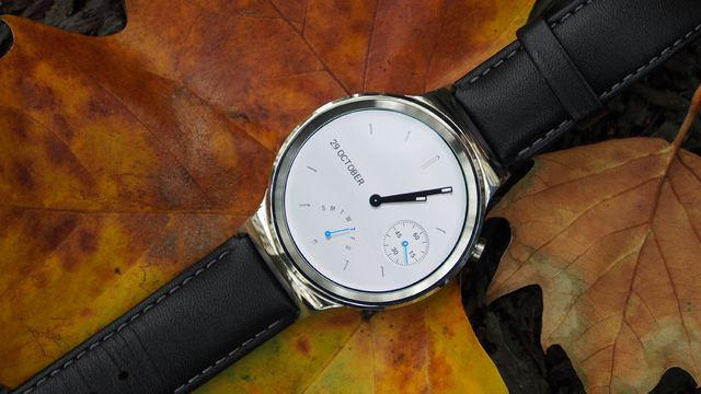 Review Huawei Watch: premium Android Wear smartwatch