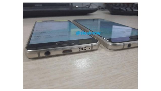 Samsung Galaxy A9, A7, A5 and A3: new mid-range smartphones