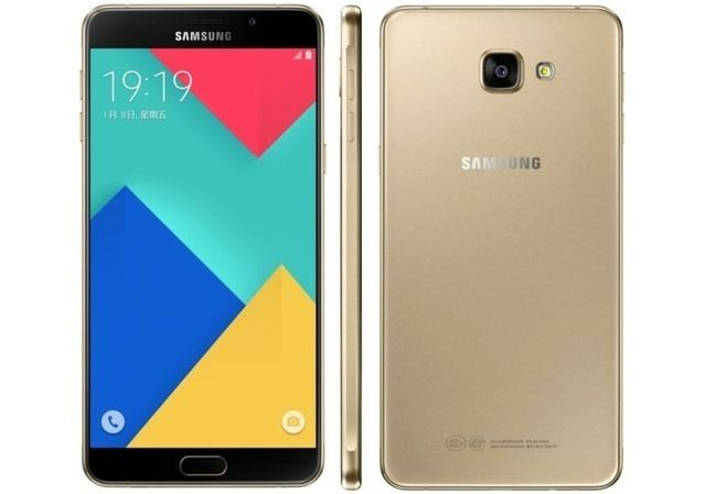 Samsung Galaxy A9 officially released: 4000mAh battery and a 6-inch display