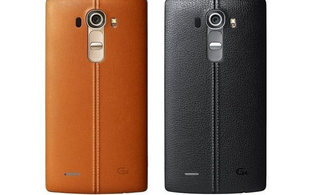 Specifications LG G5 and photo with double rear camera