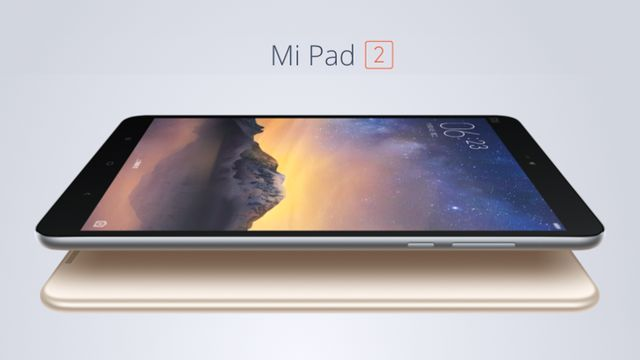 Xiaomi Mi Pad 2 on Windows 10 was sold out in less than 1 minute
