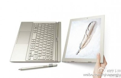 Huawei is developing hybrid laptop with dual OS
