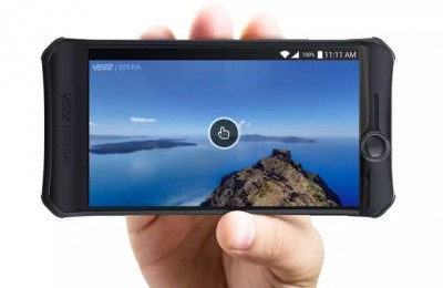 Review Yezz Sfera: smartphone can shoot 360-degree video