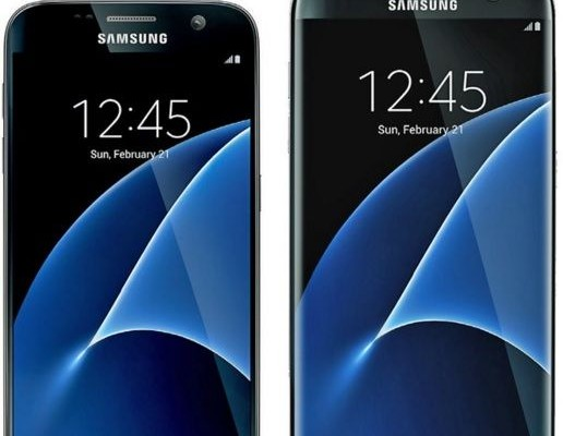 Samsung Galaxy S7 and S7 Edge: official press images and specifications