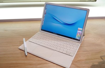Review Huawei MateBook: killer iPad Pro on Windows 10