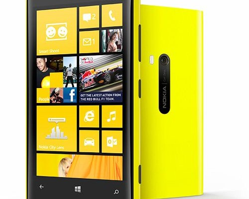Hard Reset Nokia Lumia 920 - detailed instructions