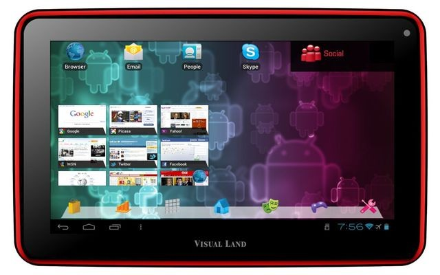 Hard Reset Visual Land tablet - How to solve all problems