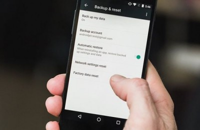 Backup applications and their data in Android 6.x Marshmallow