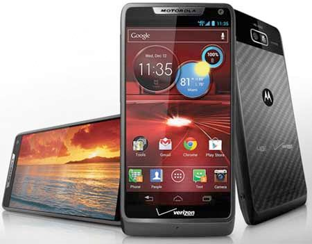 Hard reset Droid Razr M: simple ways to reset smartphone
