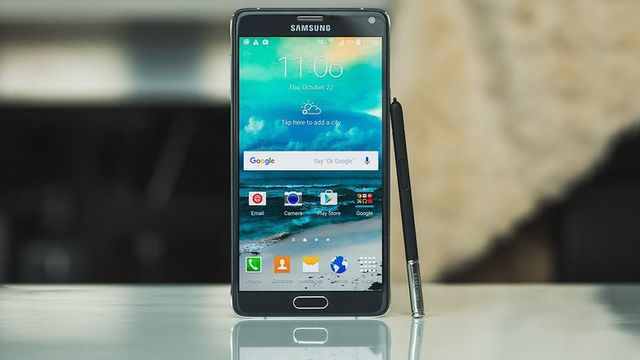 Hard reset Galaxy Note 4 to improve the performance of smartphone