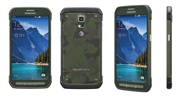 Hard Reset Galaxy S5 Active: factory reset, remove unlock pattern