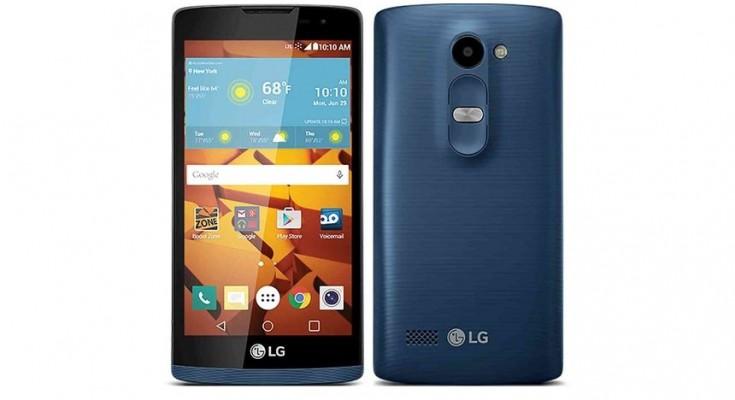 Hard reset LG Tribute 2: factory reset, remove unlock pattern