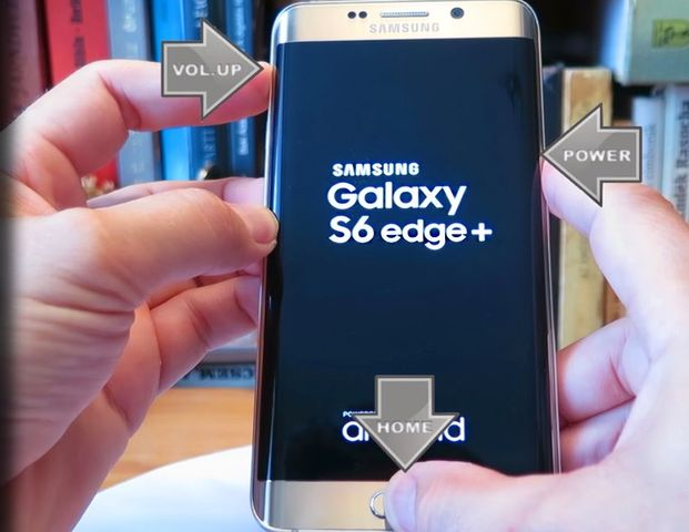[Guide] Hard Reset Galaxy S6 Edge and return to factory settings