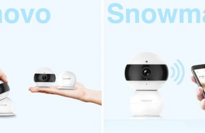 Lenovo Snowman - home wireless IP-camera for $30