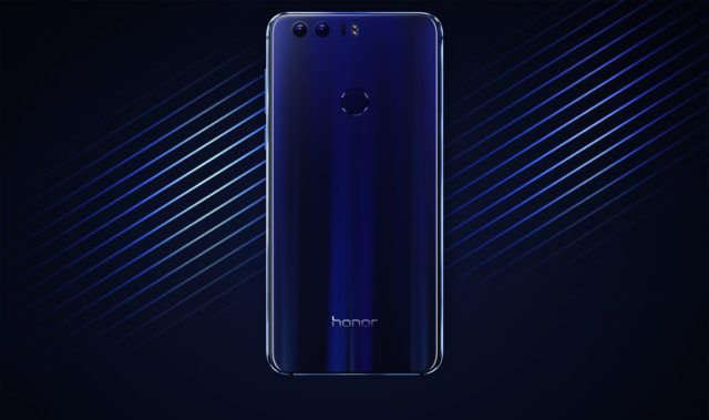 Honor 8 official: dual 12-MP camera and price $300