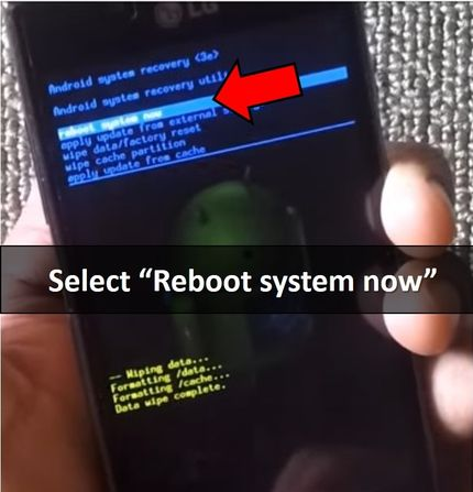 How To Factory Reset Lg Phone When Locked Out