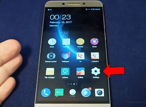 Leeco Le Pro3 Elite hard reset: Two Ways to restore factory settings