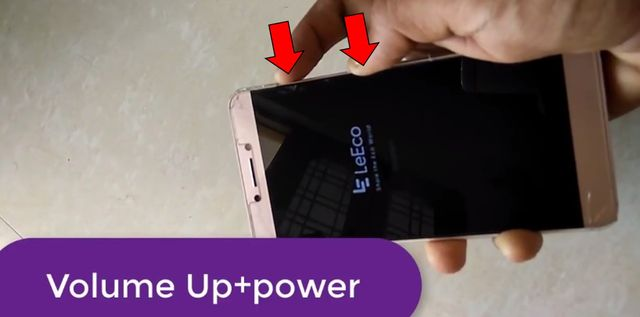 Leeco Le S3 hard reset: Few Steps to Bypass Lock Pattern